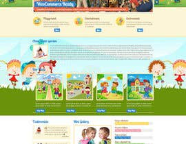 #5 cho Design a Website Mockup for Pre-school center website bởi techmatris2012