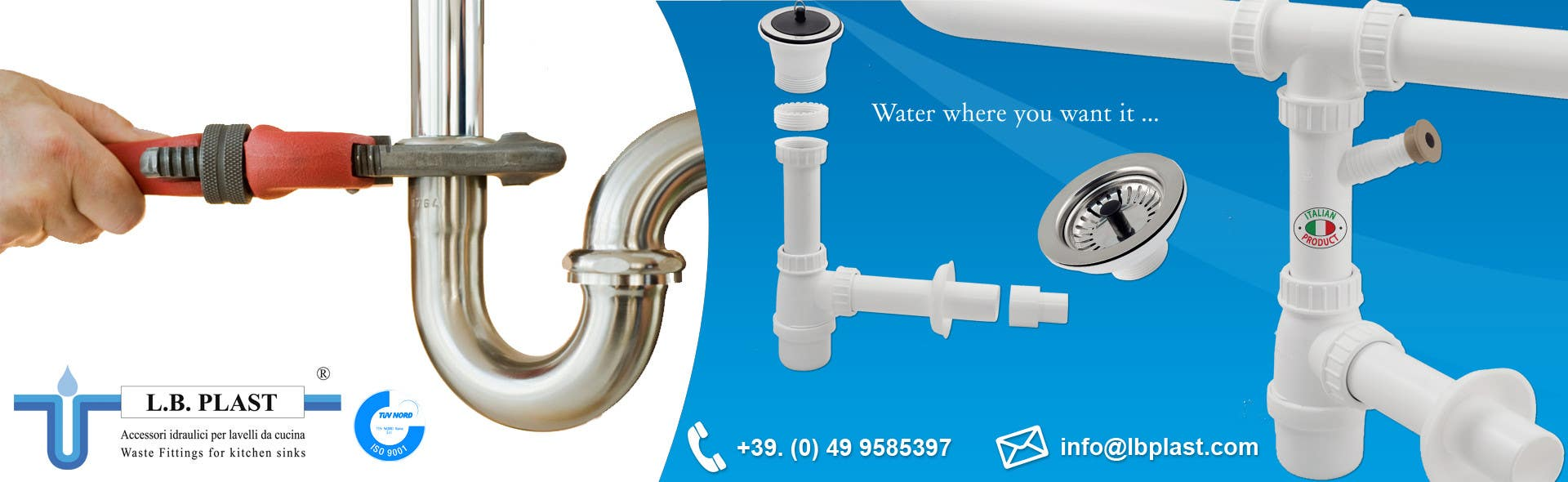 Contest Entry #18 for Poster Design for a Distributor of Plumbing products