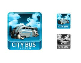 #36 for AppStore icon for City Bus Tycoon af deziner313
