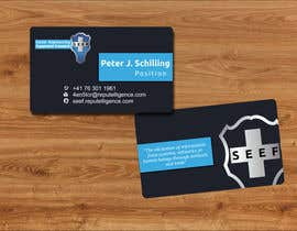 #1 for Corporate Identity – create a business card design to win af mgliviu