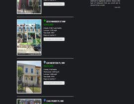Nro 27 kilpailuun Mock up pages for a real estate site utilizing the ken WordPress theme käyttäjältä webskillers