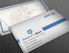 #16 para Design some Business Cards for Auto Repair Shop por Vishwa94