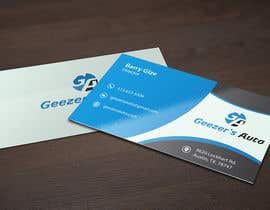 akritiindia tarafından Design some Business Cards for Auto Repair Shop için no 13