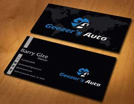 #9 para Design some Business Cards for Auto Repair Shop por sanratul001