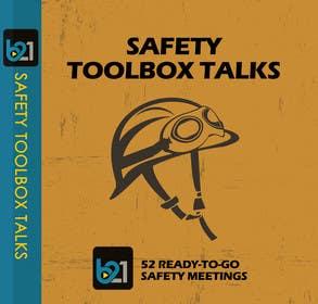 Nro 14 kilpailuun Book cover design for Safety Training Guide käyttäjältä msdvenkat