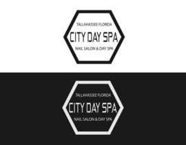 "#14 for Create a badge style logo for ""City Day Spa"" using template file af Sanja3003"