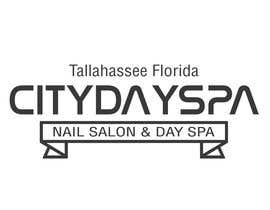 "#5 for Create a badge style logo for ""City Day Spa"" using template file af hansa02"