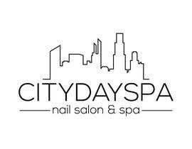 "#6 for Create a badge style logo for ""City Day Spa"" using template file af hansa02"