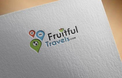 #49 cho Design a Logo for my Blog FruitfulTravels.com bởi adityapathania