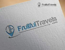 #77 for Design a Logo for my Blog FruitfulTravels.com af shemulehsan