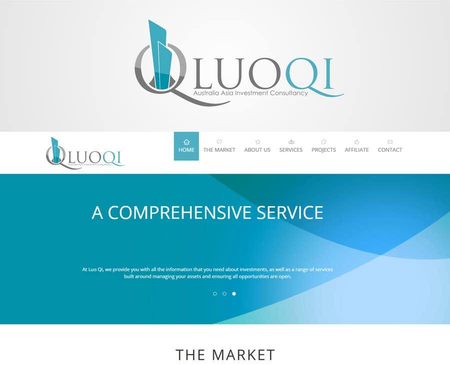 Bài tham dự cuộc thi #67 cho Design a Logo for luoqi.com.au