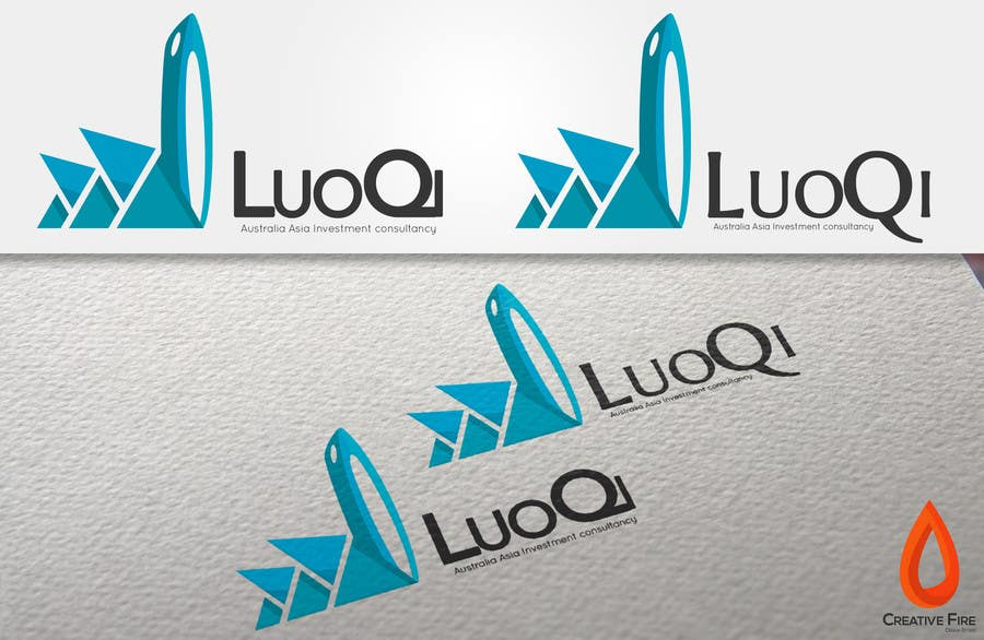 Bài tham dự cuộc thi #125 cho Design a Logo for luoqi.com.au