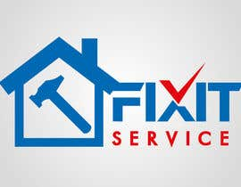 #58 for Design a Logo for Fixitservice af flowkai