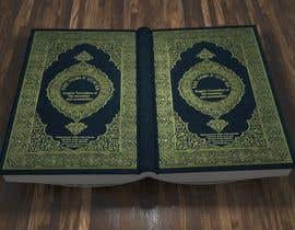 #10 cho Do some 3D Modelling for a book of quran bởi gokuGX