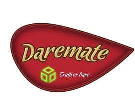 #43 for Design a Logo for Daremate.com af pixlbrick