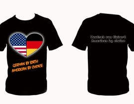 #5 for Design a T-Shirt for American Independence Day af loveleenbewali