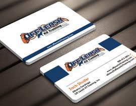 #34 para Dog Trainer Business Card por Derard