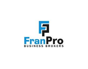 Nro 75 kilpailuun Design a Logo for FranPro käyttäjältä feroznadeem01