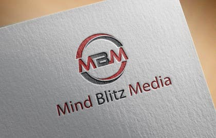 #23 for Design a Logo for Mind Blitz Media af alikarovaliya