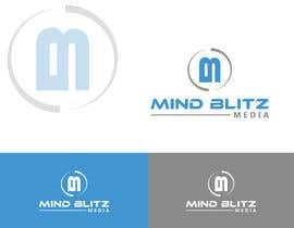 #43 untuk Design a Logo for Mind Blitz Media oleh mdrassiwala52