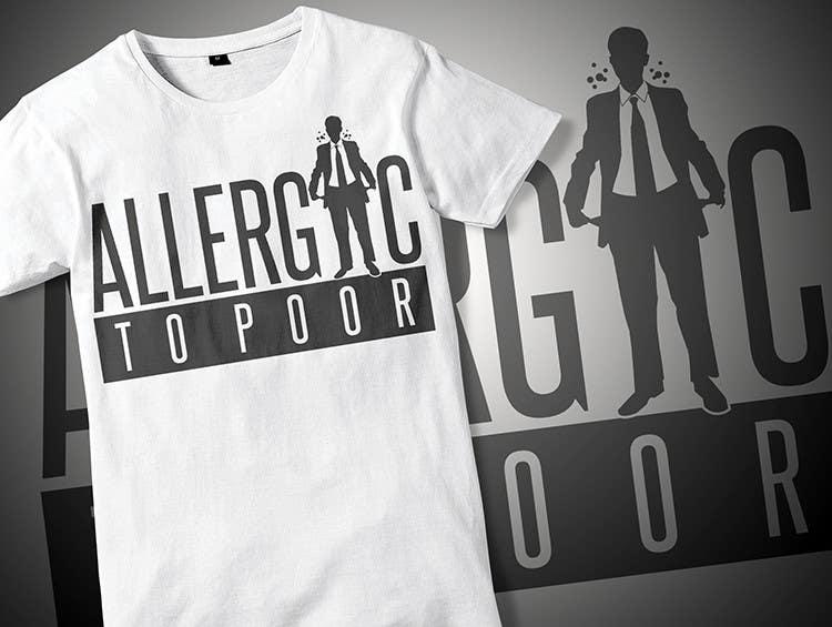 Kilpailutyö #16 kilpailussa Design a T-Shirt for me