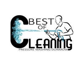 #70 para Design a Logo for a pressure washing bussines por andreealorena89