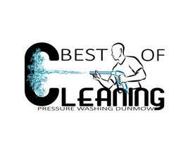 #71 para Design a Logo for a pressure washing bussines por andreealorena89