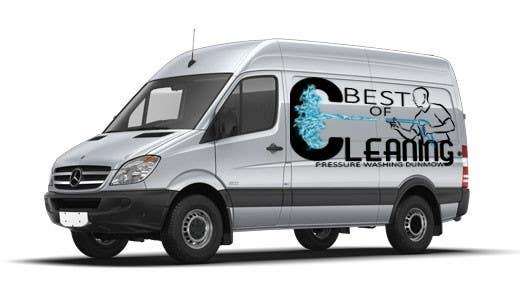 Bài tham dự cuộc thi #72 cho Design a Logo for a pressure washing bussines