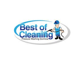 #64 cho Design a Logo for a pressure washing bussines bởi danumdata