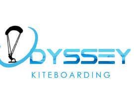 #68 untuk Design a Logo for kiteboarding brand called Odyssey Kiteboarding oleh shwetharamnath