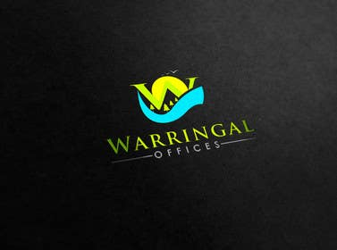 "#180 untuk Design a Logo for ""Warringal Offices"" oleh thelionstuidos"