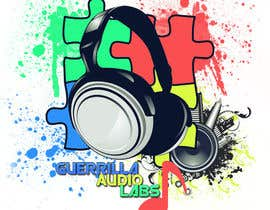#11 untuk Design a Logo for Guerrilla Audio Labs oleh rockingdude543