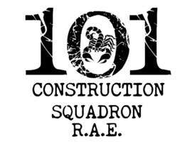 #22 for Design a Logo for 101 Construction Squadron af kuwaharajt