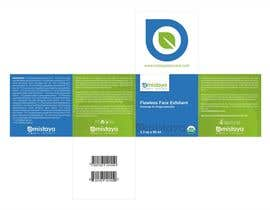 #18 cho Design Product Label & Package: Leverage existing Organic Cosmetic Brand Templates bởi creazinedesign