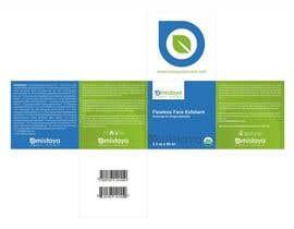 creazinedesign tarafından Design Product Label & Package: Leverage existing Organic Cosmetic Brand Templates için no 18