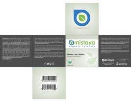 #9 cho Design Product Label & Package: Leverage existing Organic Cosmetic Brand Templates bởi Akyubi