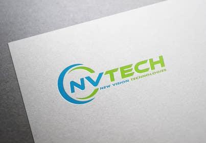 #162 untuk Design a Logo for NVTech oleh shitazumi