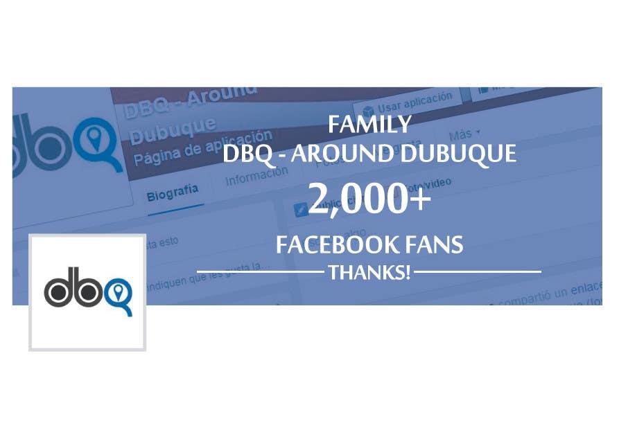 Kilpailutyö #1 kilpailussa Design a Banner for Facebook Cover Photo