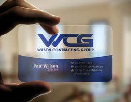 #68 for Design some Business Cards for WCG by imtiazmahmud80