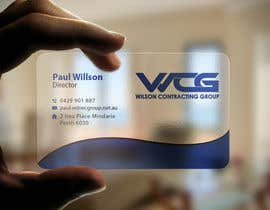 #77 cho Design some Business Cards for WCG bởi imtiazmahmud80