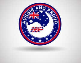 "#55 para Design a Logo for ""Aussie and Proud"" por GraphicHimani"