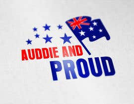 "#70 untuk Design a Logo for ""Aussie and Proud"" oleh GraphicHimani"