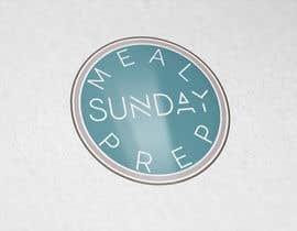 Nro 11 kilpailuun Design a Logo for 'Meal Prep Sunday' käyttäjältä vladspataroiu