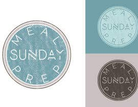 #21 cho Design a Logo for 'Meal Prep Sunday' bởi vladspataroiu