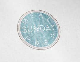 #23 cho Design a Logo for 'Meal Prep Sunday' bởi vladspataroiu