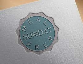 Nro 25 kilpailuun Design a Logo for 'Meal Prep Sunday' käyttäjältä vladspataroiu