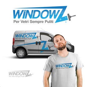 #168 untuk Design a Logo for my window cleaning business oleh SergiuDorin