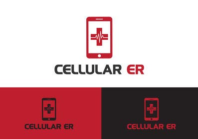 #48 untuk Design a Logo for a cellphone repair shop! oleh farooqshahjee