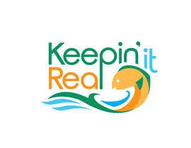 "#102 untuk Design a Logo for ""Keepin' it Real"" oleh tpwdesign"