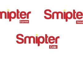 #96 cho Design a Font-Logo for Smipter bởi desislavsl